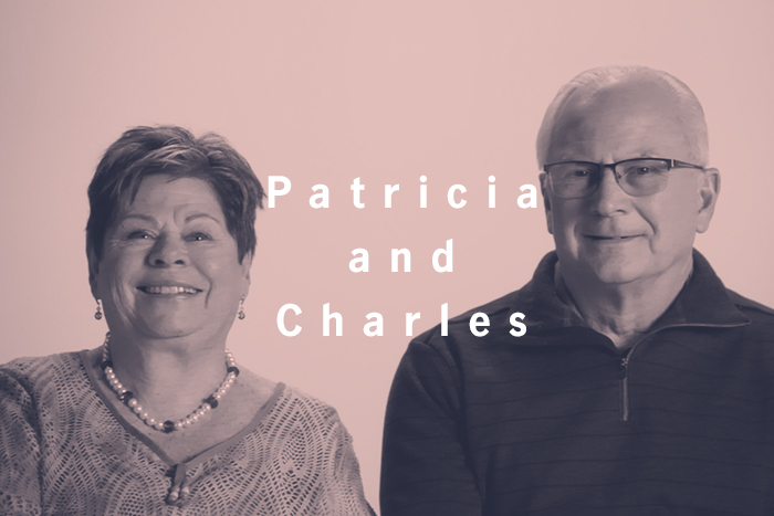 Photo of Patricia and Charles